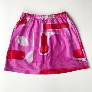 Fun Nike Dri-Fit Tennis / Golf Skort Skirt